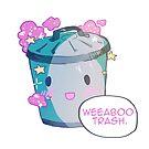 Weeaboo Trash by alyjones