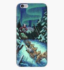 Gilly & the Snowcats iPhone Case