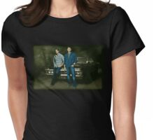 The Boys and Baby Womens Fitted T-Shirt