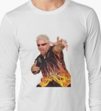 Guy Fieri Long Sleeve T-Shirt