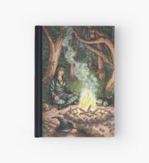 Everyday Witch Tarot - The Hermit Hardcover Journal