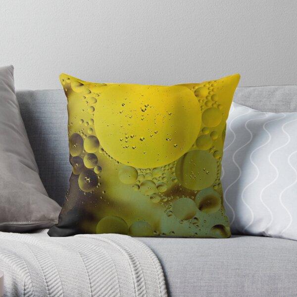 Multiverse Spring Throw Pillow