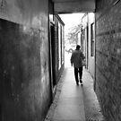 Dark Alley by Francis Drake