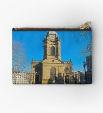St Philips, Birmingham Cathedral, England, UK Studio Pouch