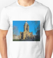 St Philips, Birmingham Cathedral, England, UK Unisex T-Shirt