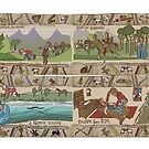 The Gabeaux Tapestry - second half of Outlander story 17 - 20 by jennyjeffries