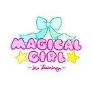 Magical Girl in Training by alyjones