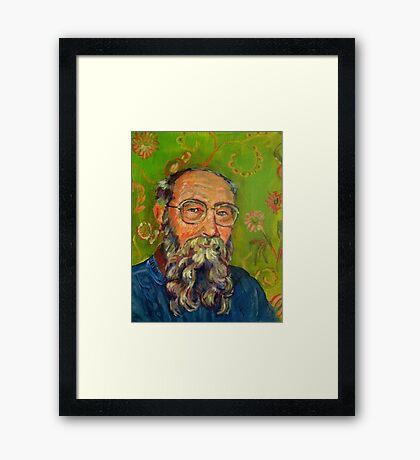 David Lewis Framed Print