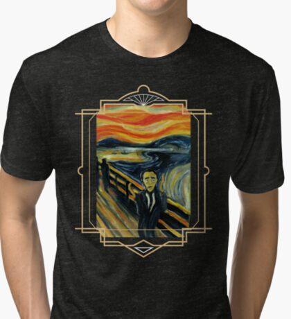 Albert Camus Tri-blend T-Shirt