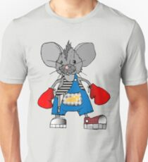 Mice Mike Mouse Boxer Unisex T-Shirt