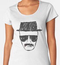 Heisenberg Women's Premium T-Shirt