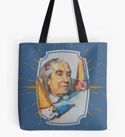 Jeremy Bentham Tote Bag