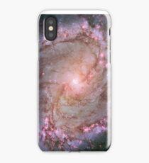 NASA Hubble Telescope Photograph Galaxy Duvet Cover & More iPhone Case/Skin