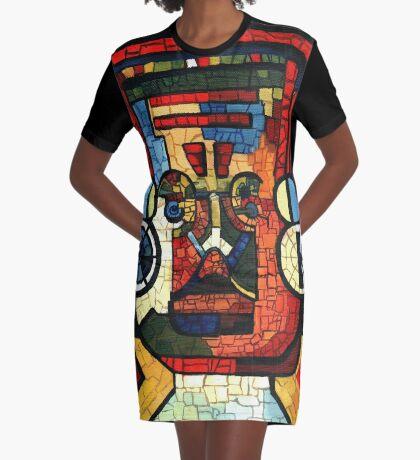 David Hume Graphic T-Shirt Dress