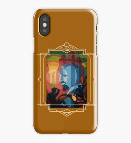 WEB Du Bois iPhone Case