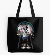 Alice: Madness Returns Tote Bag