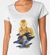 The Legend of Zelda: Breath of the Wild Women's Premium T-Shirt