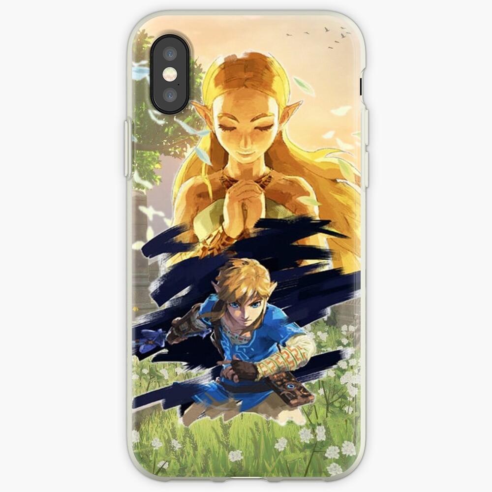 Die Legende von Zelda: Atem der Wildnis iPhone-Hülle & Cover