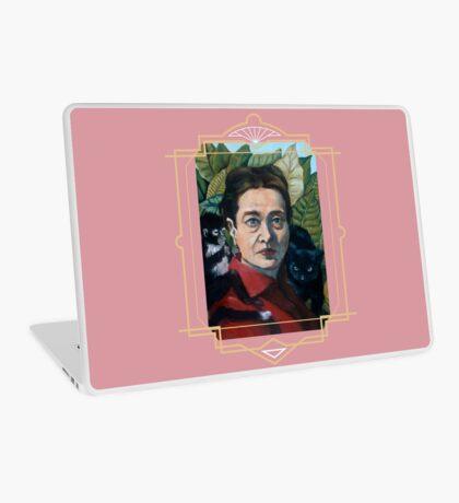 Simone de Beauvoir Laptop Skin