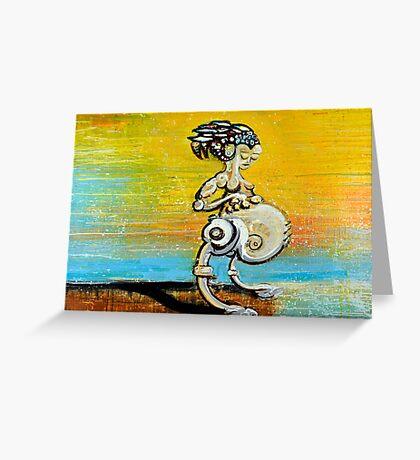 Quiet Storm Greeting Card