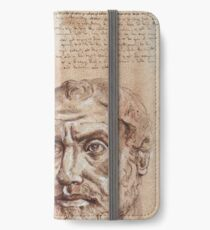 Aristotle iPhone Wallet/Case/Skin