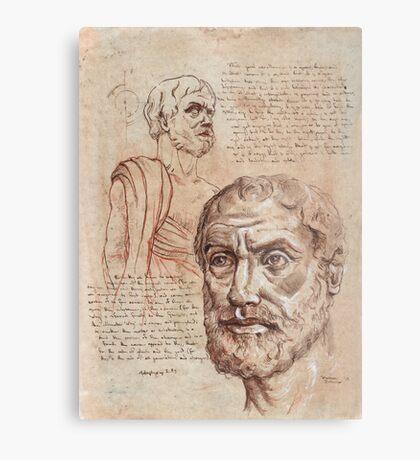 Aristotle Metal Print