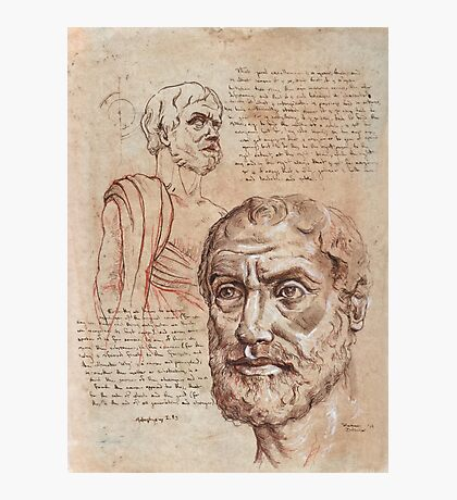 Aristotle Photographic Print