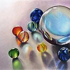 Marbles  by Valentina Gatewood