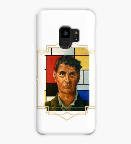 Ludwig Wittgenstein Case/Skin for Samsung Galaxy