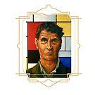Ludwig Wittgenstein by Renee Bolinger