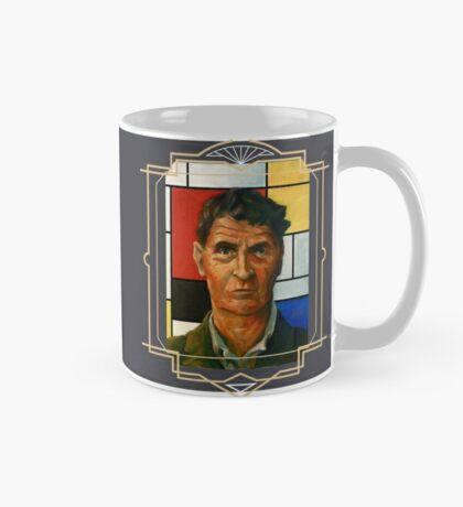 Ludwig Wittgenstein Mug