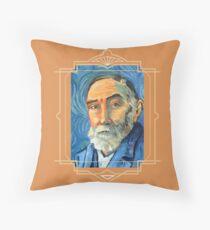 Gottlob Frege  Throw Pillow