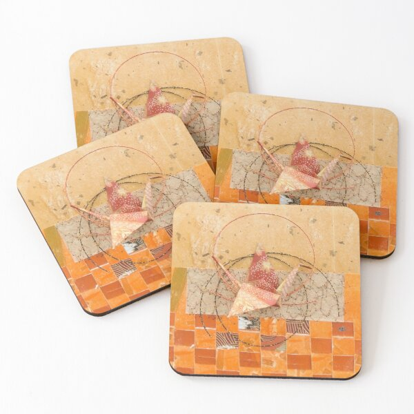 A Gift from the Stars Coasters (Set of 4)
