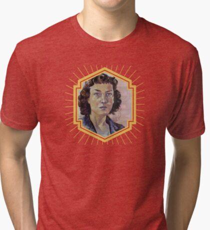 Phillipa Foot Tri-blend T-Shirt