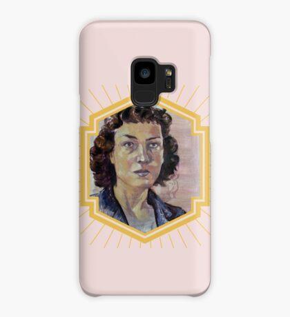 Phillipa Foot Case/Skin for Samsung Galaxy
