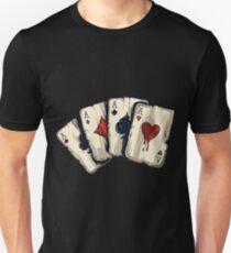 Camiseta ajustada Poke Cards