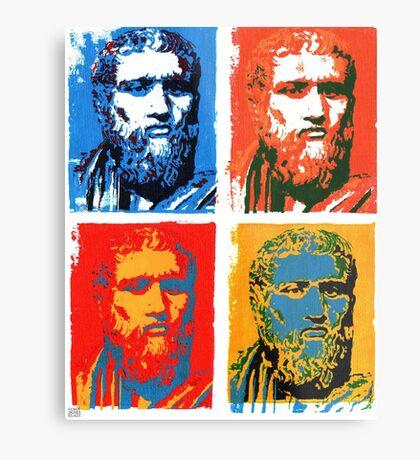 Plato Metal Print