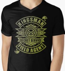 Kingsman Men's V-Neck T-Shirt
