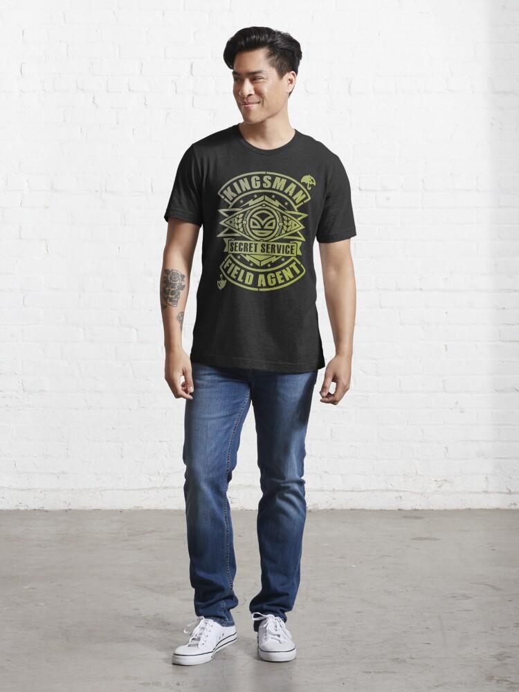 Alternate view of Kingsman Essential T-Shirt