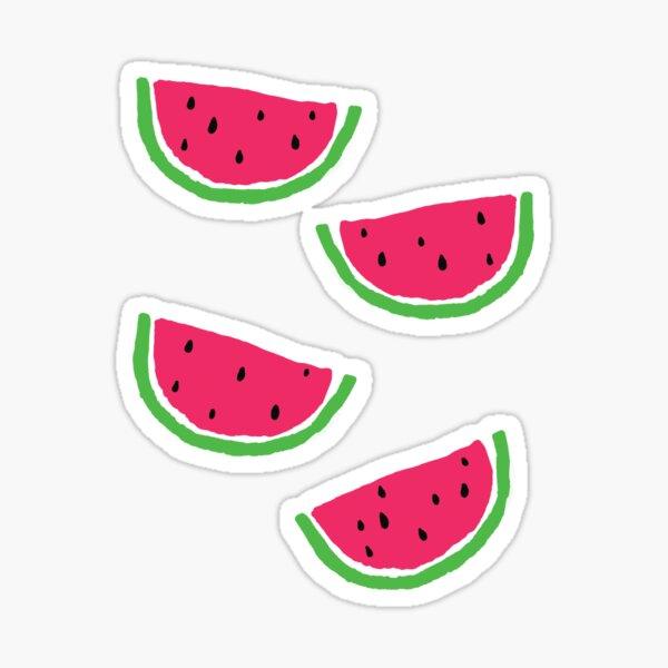 A Little Watermelon Sticker
