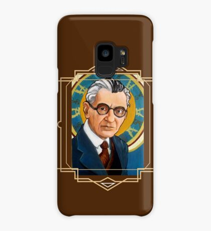 Kurt Gödel Case/Skin for Samsung Galaxy