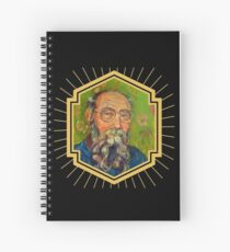 David Lewis Spiral Notebook