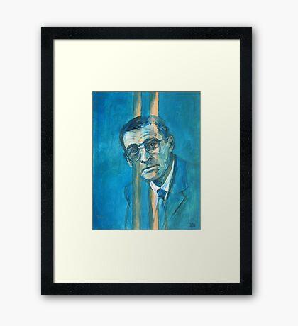 CL Stevenson Framed Print