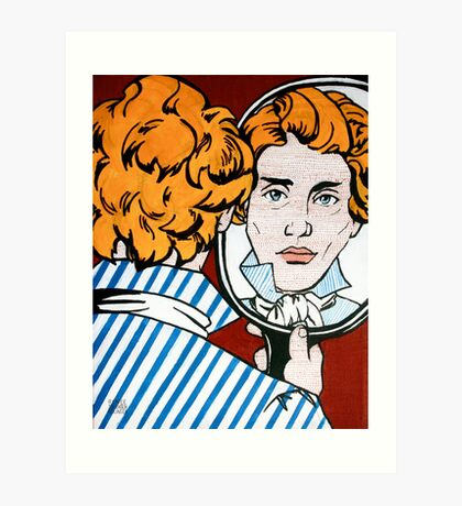 Søren Kierkegaard Art Print