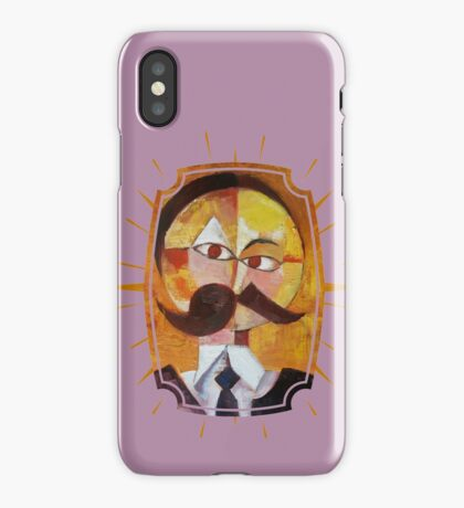 Friedrich Nietzsche iPhone Case