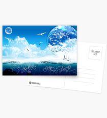 ecologie Postcards