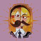 Friedrich Nietzsche by Renee Bolinger