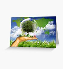 Ecologie Greeting Card