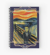 Albert Camus Spiral Notebook