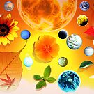 Plantes & Planetes by ariaznet